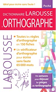 Amazon.fr - Orthographe - Les indispensables Larousse - Collectif ...