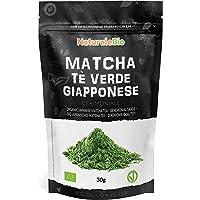 Biologische Matcha Thee in poeder [ CEREMONIËLE KWALITEIT ] 30 gram. Bio Japanse Groene Matcha-Thee van de Hoogste…