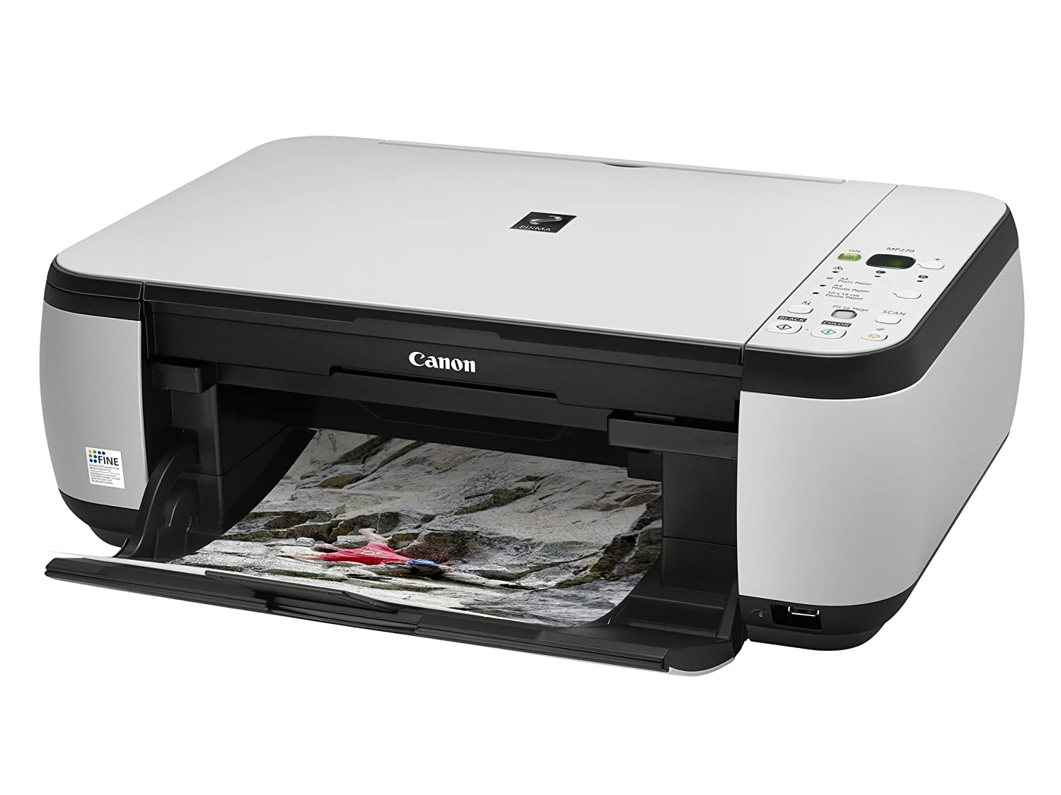 CANON MP270 SCANNER DRIVERS (2019)