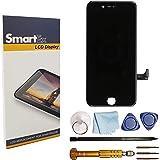 Smartex® Display Nero Compatibile con iPhon 7 Touch Screen Schermo LCD Retina + Toolkit Incluso