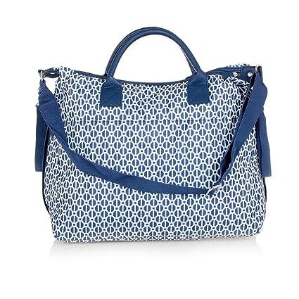 Baninni Bolsa para pañales Florence azul BNDB003-BL: Amazon ...
