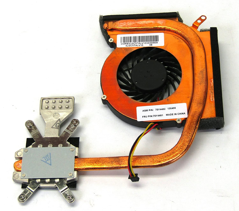 New Genuine Fan Heatsink for Lenovo ThinkPad Edge 14 75Y4481