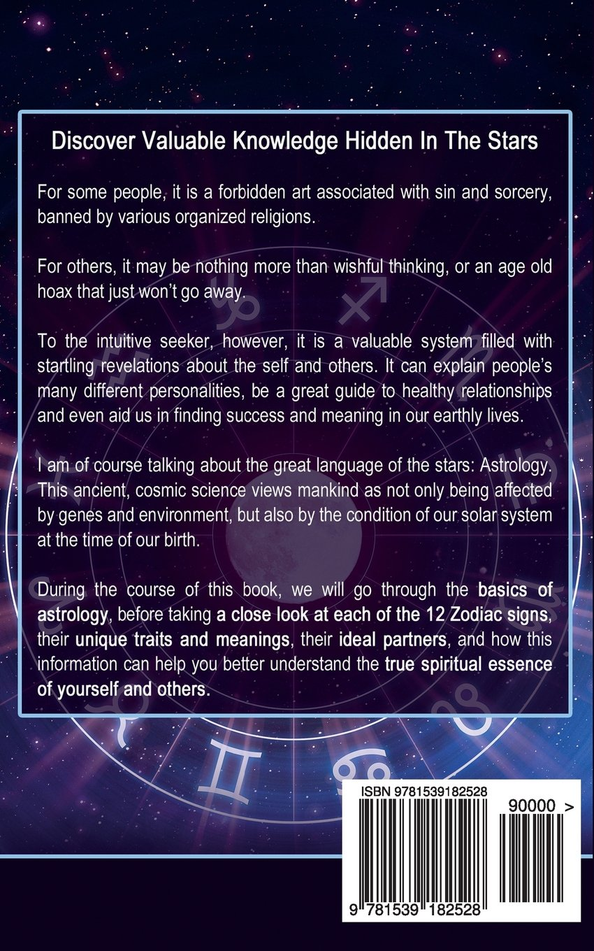 Astrology The 12 Zodiac Signs Their Traits Their Meanings The