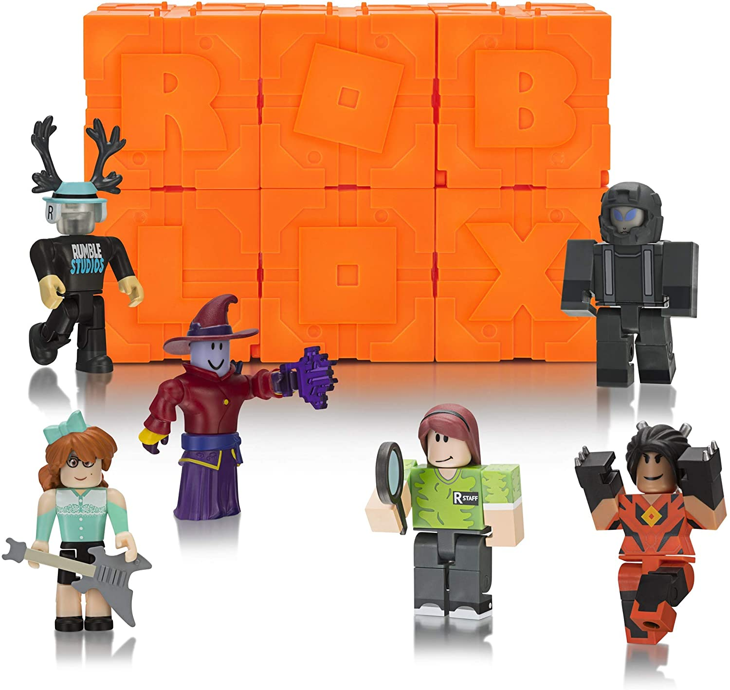 Amazon Com Roblox Action Collection Series 6 Mystery Figure 6