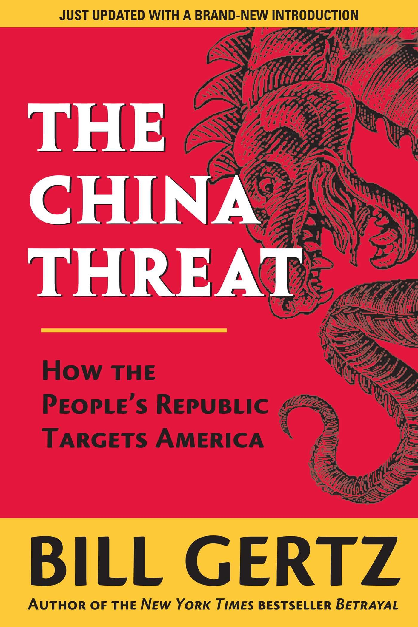 Read Online The China Threat: How the People's Republic Targets America pdf epub