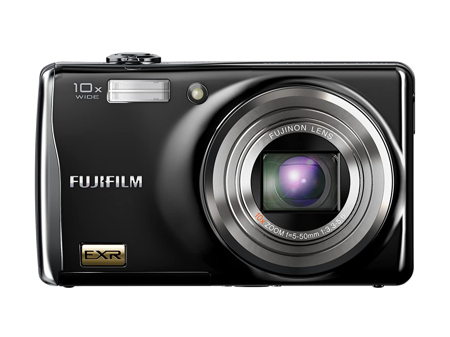 Amazon.com : Fujifilm FinePix F80EXR 12 MP Super CCD EXR Digital Camera  with 10x Wide Angle Optical Zoom and 3.0-Inch LCD : Point And Shoot Digital  Cameras ...