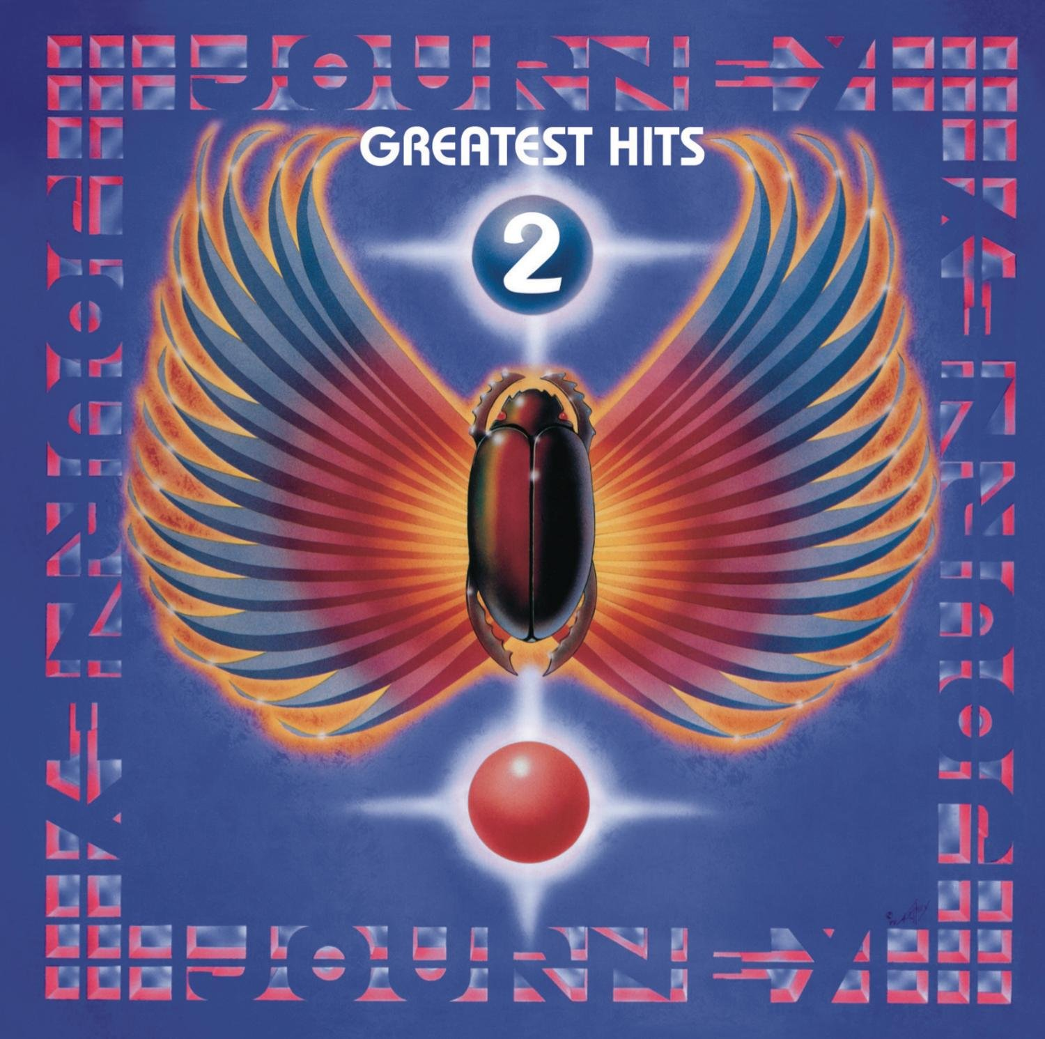 CD : Journey - Greatest Hits, Vol. 2 (CD)