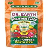 Dr. Earth 70857 1 lb MINIS Premium Gold All Purpose Fertilizer