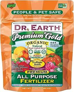 product image for Dr. Earth 70857 1 lb MINIS Premium Gold All Purpose Fertilizer