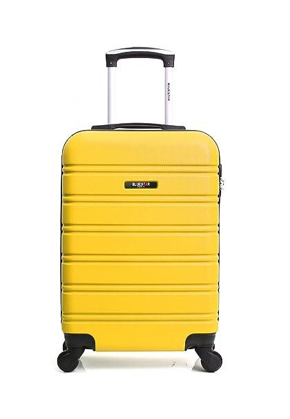 Amazon.com: Blue Star Bilbao Suitcase, 52 cm, 36 liters ...