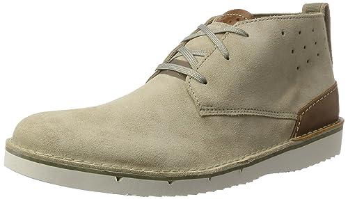 b25d1eaf3 Clarks Men s Capler Mid Ankle Boots  Amazon.co.uk  Shoes   Bags