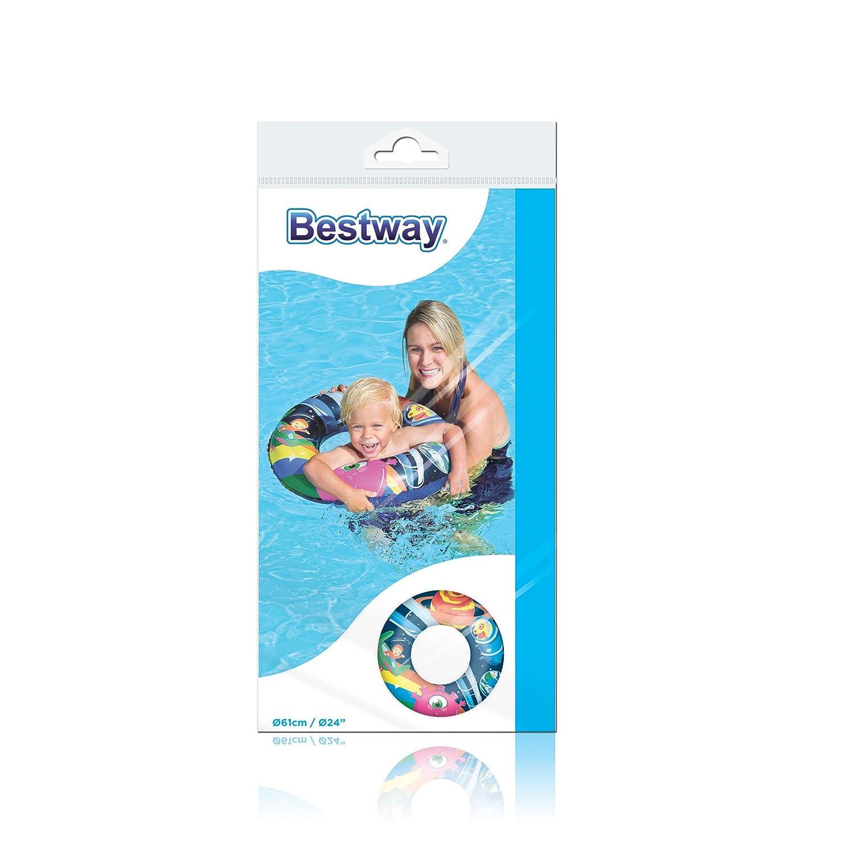 Bestway 8321155 Flotador Rosco Fantasia 61 cm.