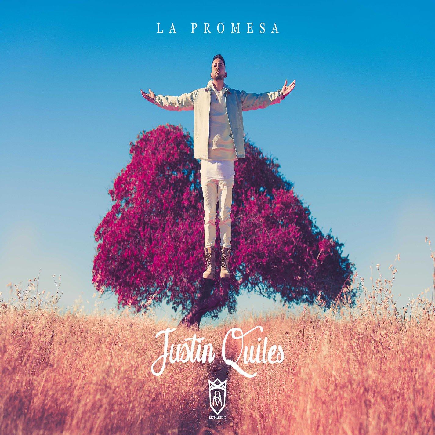 CD : Justin Quiles - La Promesa (CD)