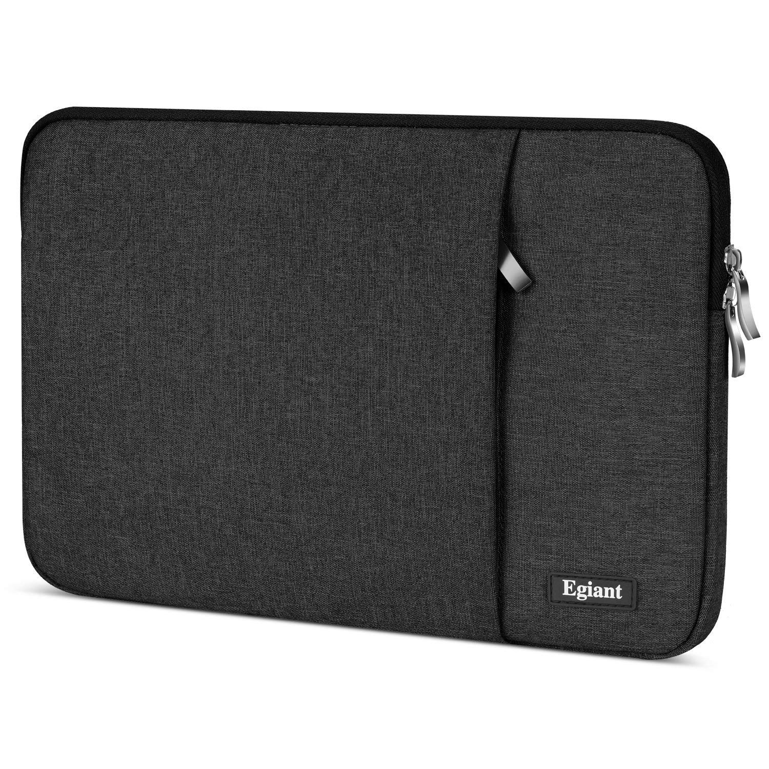 timeless design 7e457 529d4 Laptop Sleeve 11.6 Inch,Egiant Water Resistant Protective Case Bag  Compatible for Stream 11|Mac Air 11|Mac 12 Retina|iPad Tablet|Surface Pro 3  ...