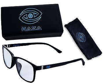 GAZA Computer Glasses   Blue Light Blocking Glasses For Reducing Digital  Eyestrain/Fatigue, Better