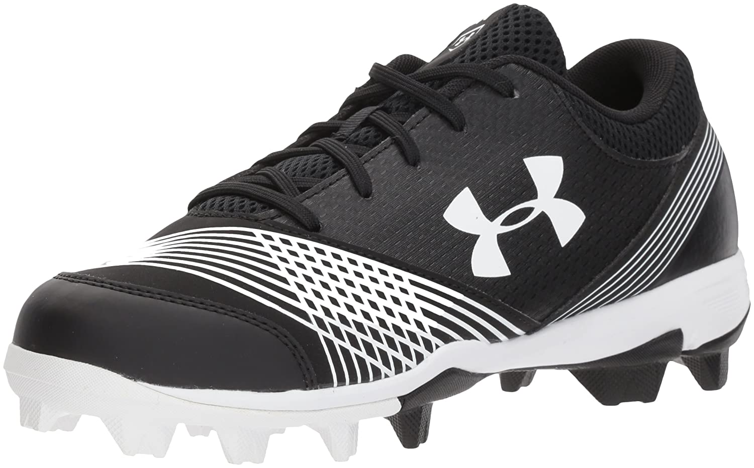 Under Armour Women's Glyde RM Baseball Shoe B06XCMWNJD 11 M US|Black (011)/Black