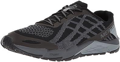 969d644202 Merrell Bare Access Flex E-Mesh Trail Running Shoes - SS18-6.5 Black