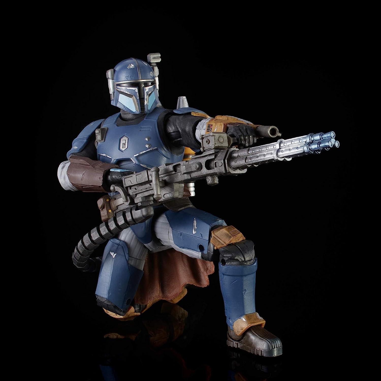 "Star Wars Black Series 6/"" Inch Heavy Infantry Mandalorian New Sealed IN STOCK"