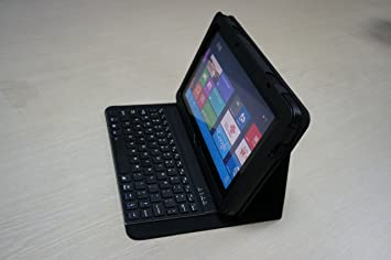 "Bluetooth 3.0 teclado Funda para Razer Edge/Razer Edge Pro 10.1 ""Tablet,"