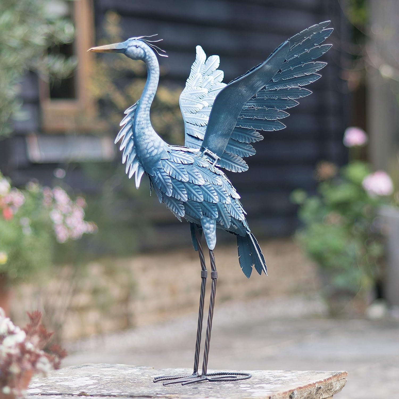 Grigio Creekwood Uccello Ornamento