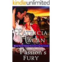 Passion's Fury (Author's Cut Edition): Historical Romance