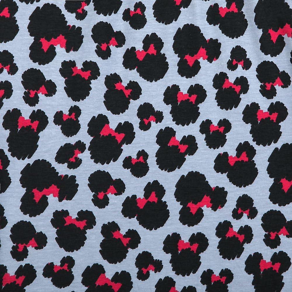Disney Minnie Mouse Animal Print Lounge Pants for Women