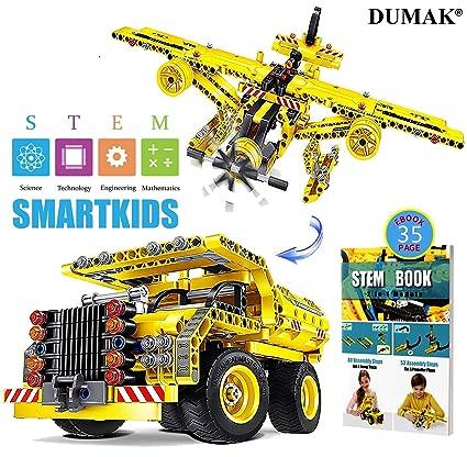 Amazon.com: DUMAK - Juego de juegos de construcción para ...