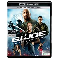 G.I. Joe: Retaliation (4K UHD & HD) (2-Disc)