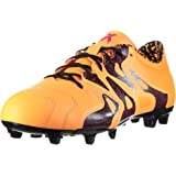 Adidas X 15.2 Fg/AG Leather, Scarpe da Calcio Uomo
