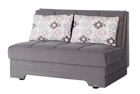 Amazon.com: ISTIKBAL Multifunctional Love Seat Sleeper Twist ...