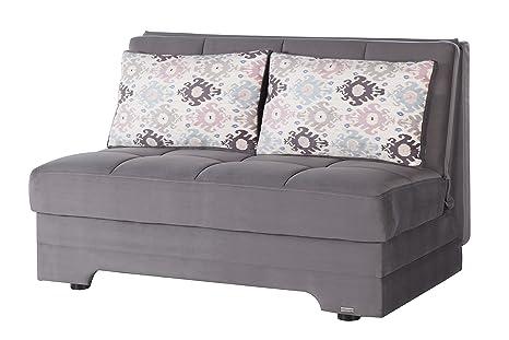 Amazon.com: ISTIKBAL Multifunctional Love Seat Sleeper Twist ...