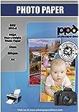A4 inkjet Glossy Photo Paper Heavyweight 260g X 100 Sheets