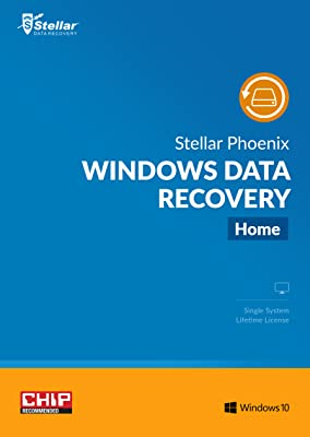 Stellar Phoenix Windows Data Recovery Home [Download]