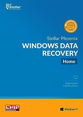 Stellar Phoenix Windows Data Recovery Home [Download]