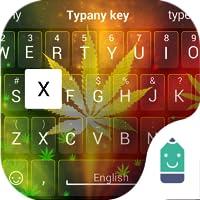 Reggae Rasta Theme&Emoji Keyboard