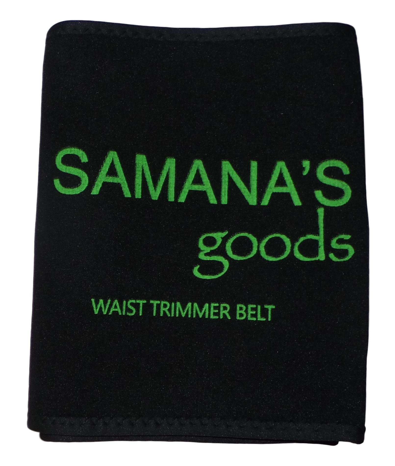 Sweat Waist Trimmer Belt (Medium)