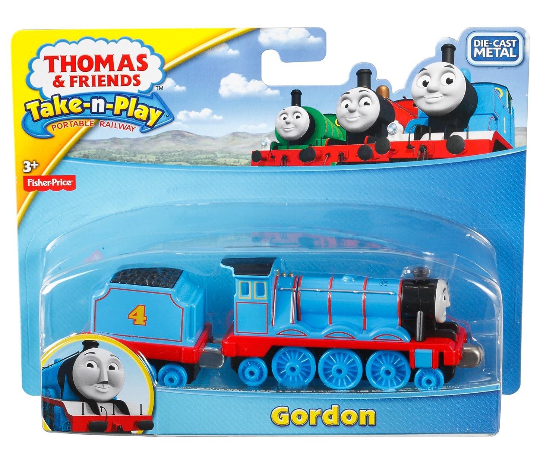 Amazoncom FisherPrice Thomas  Friends TakeNPlay Gordon Toys
