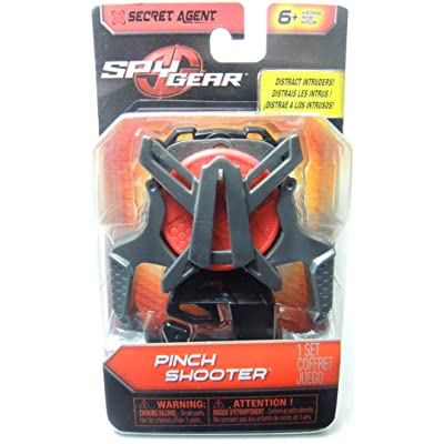 Spy Gear Secret Agent Series Pinch Shooter: Toys & Games