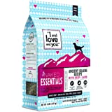 """""""I and love and you"""" Naked Essentials Dry Dog Food - Ancient Grains Kibble (Variety Of Flavors)"""