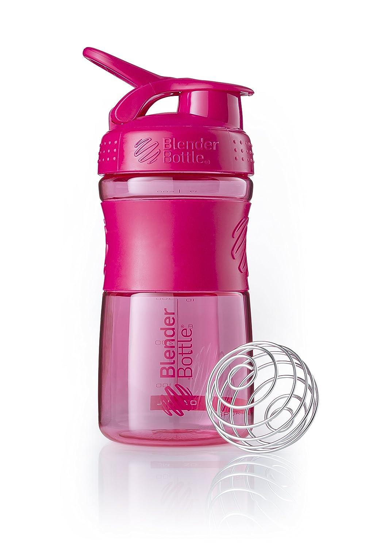 Unisex con batidor Blenderball BlenderBottle Sportmixer Twist Botella mezcladora de Batidos de prote/ínas