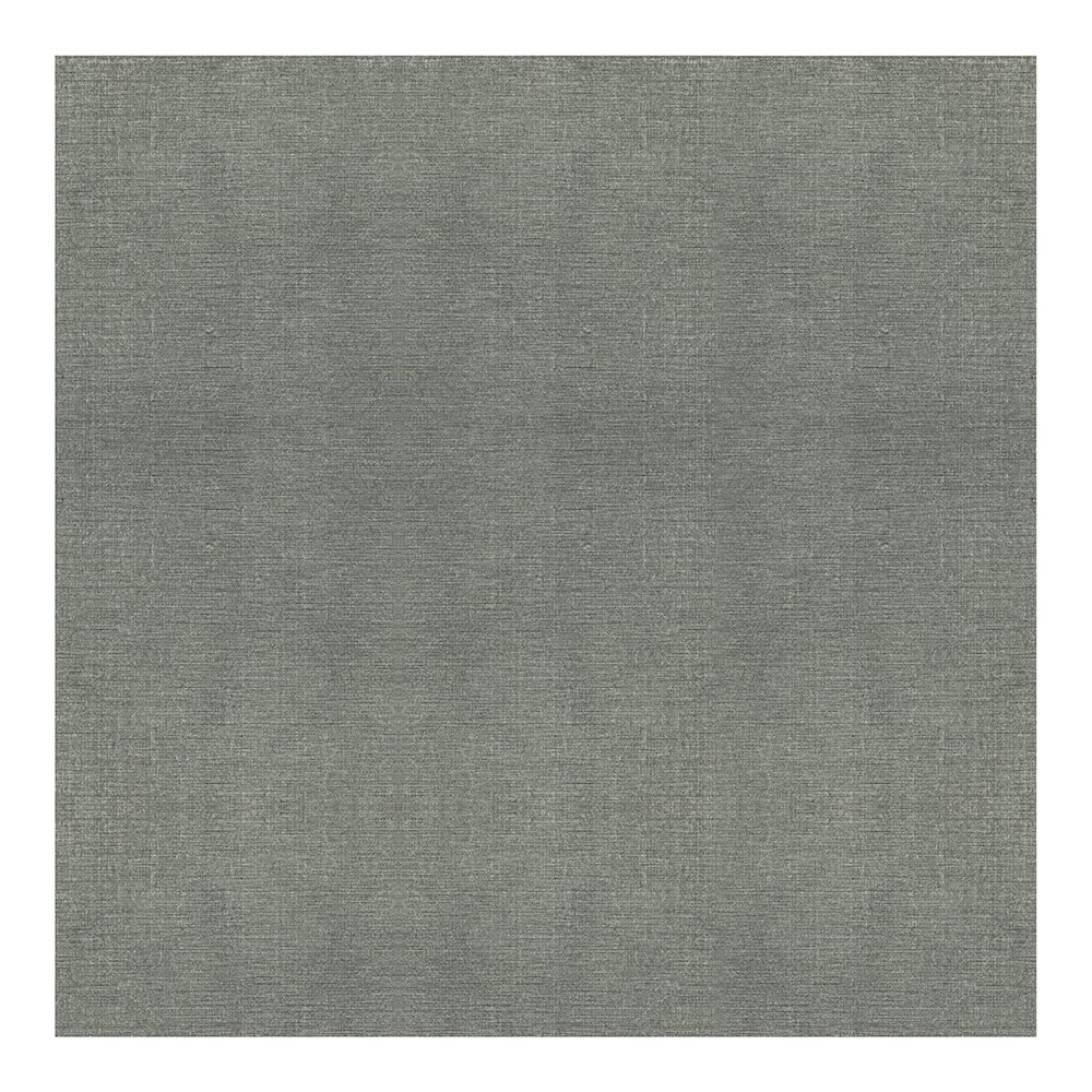 Hoffmaster 258000 Bello Lino Flat Pack, Unfolded Disposable Dinner Napkin, 15.5'' x 15.5'', Smoke Grey (Pack of 720)