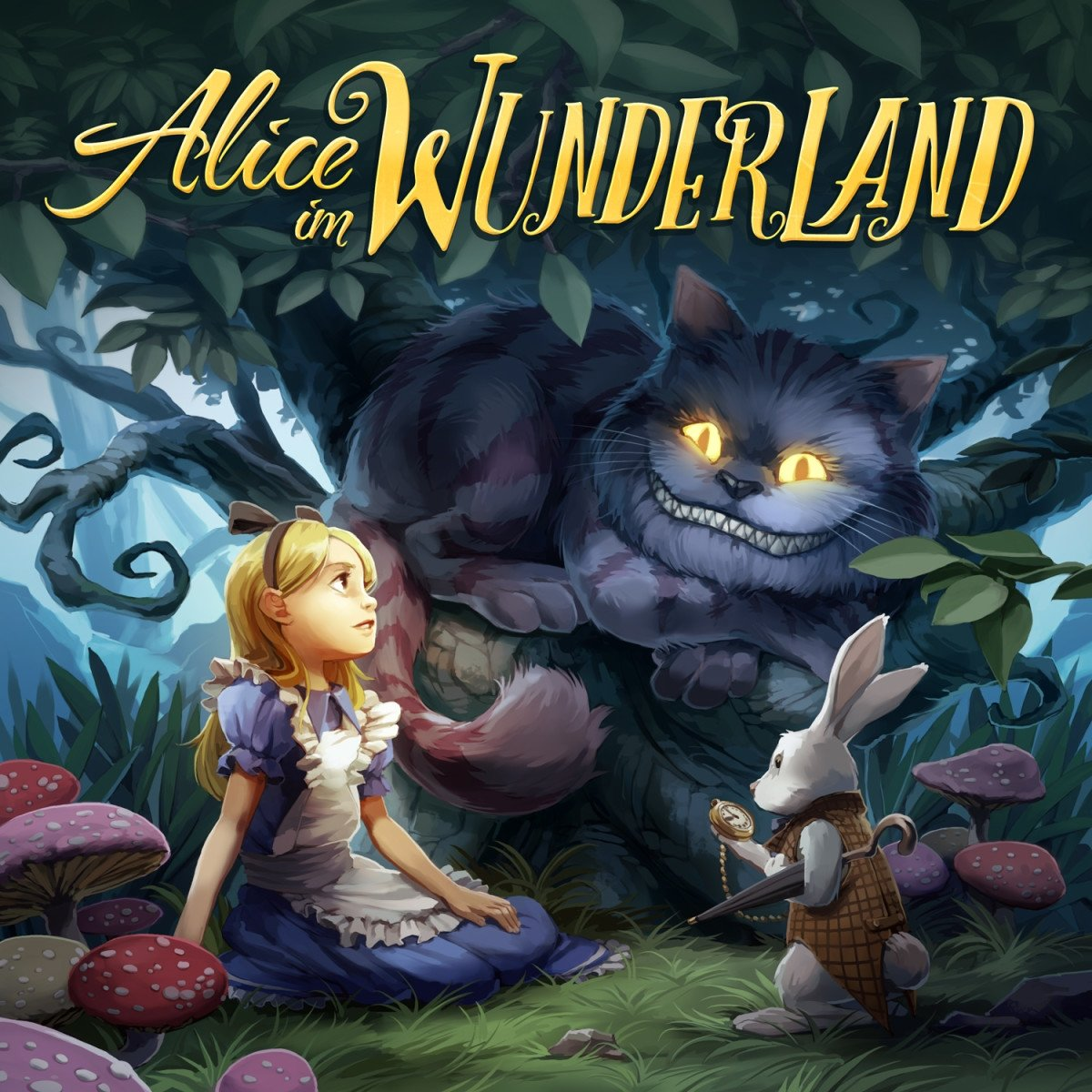 Holy-Klassiker (17) Alice im Wunderland - Holysoft 2017