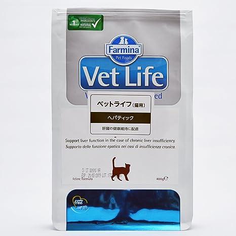 Comida para gatos con problemi al Fegato farmina Hepatic – 400 gr