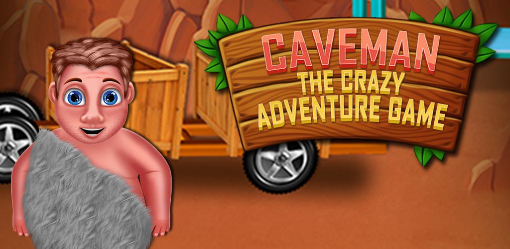 Cavernícola los Loca Hombre de las cavernas - ¡Ayude al