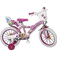 TOIMSA 16221 Fantasy - Bicicleta de 16 Pulgadas