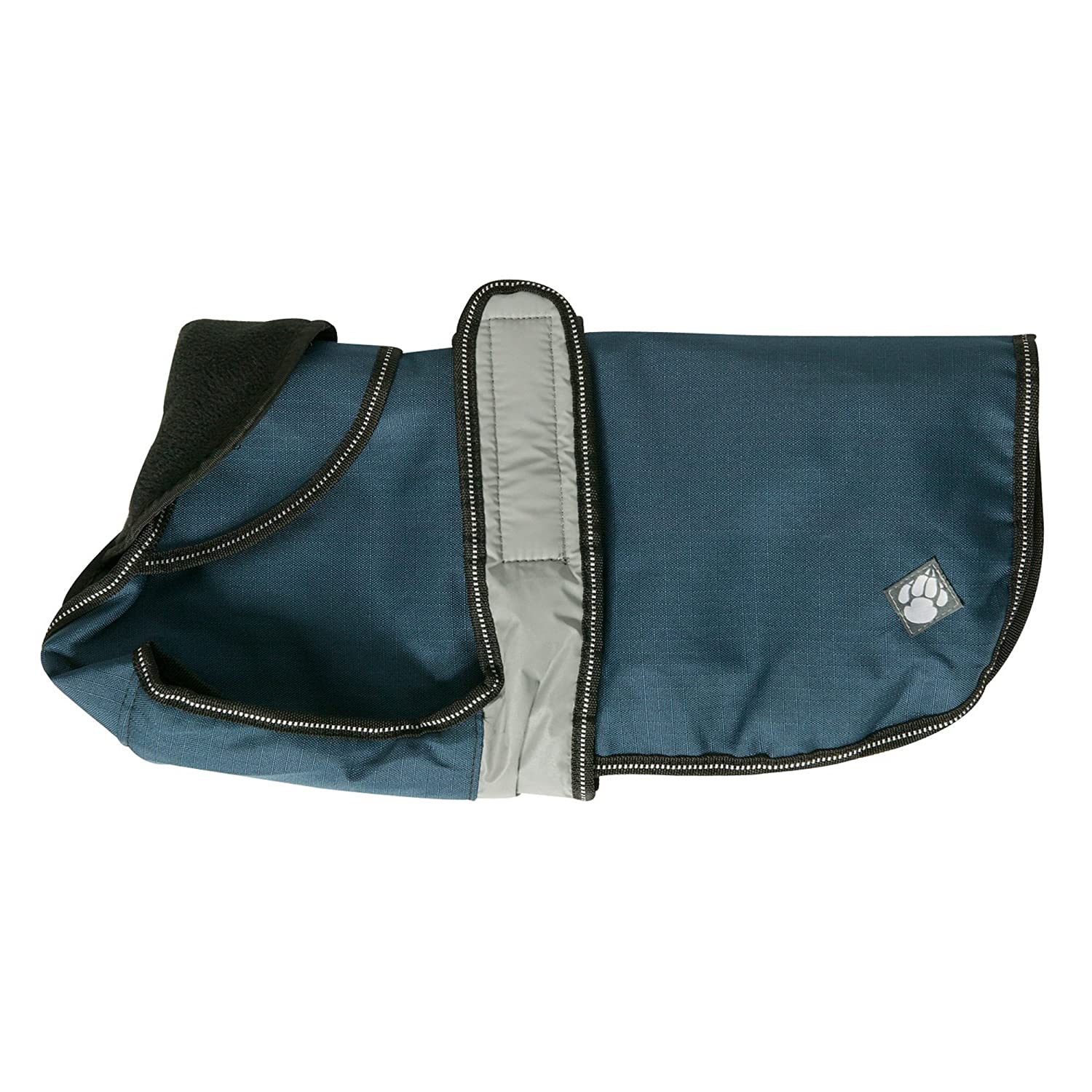 bluee 21.6in bluee 21.6in Danish Design Pet Products 2 In 1 Dog Coat (21.6in) (bluee)