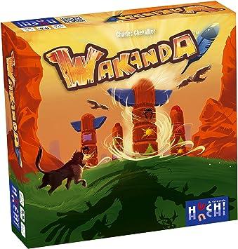 Azul Naranja 879 080 - juego de mesa Wakanda , color/modelo surtido: Chevallier, Charles: Amazon.es: Juguetes y juegos