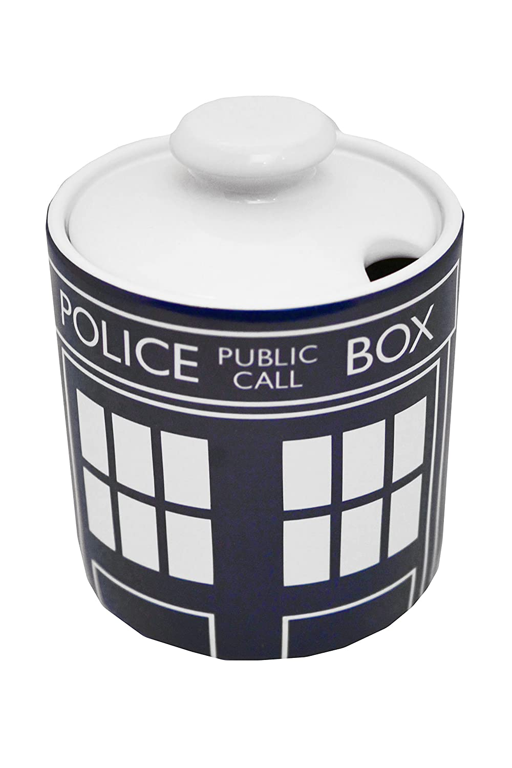 BBC Worldwide Doctor Who Sugar Bowl DWHW12922