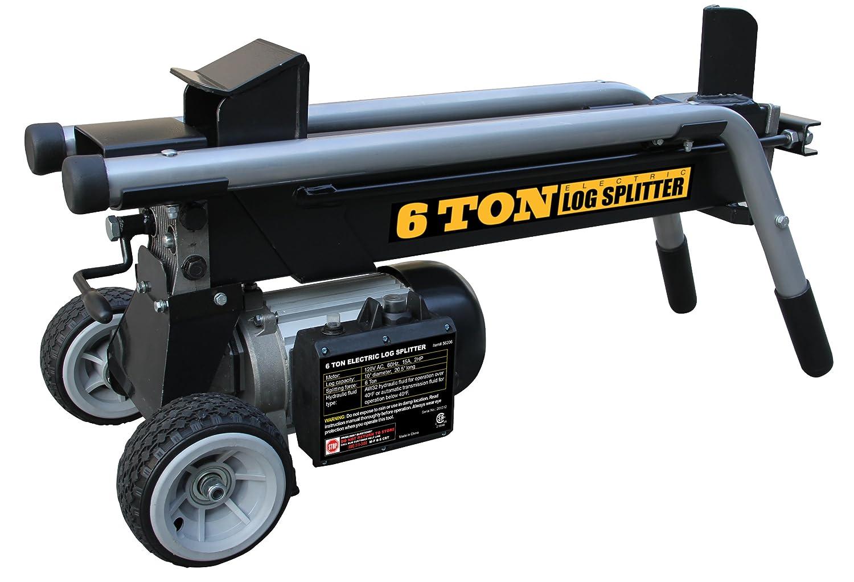 Wen 56206 6 Ton Electric Log Splitter Garden Outdoor Cycle Country Lift Wiring Diagram