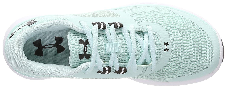 Under Armour Women's Fuse FST Cross-Country Running Shoe B0777WVBTC UK 3.5|Mint